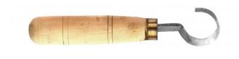 Balkezes kanálfaragó kés 20 mm