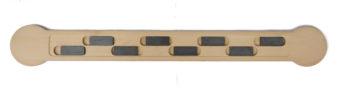 Falra tehető mágneses késtartó