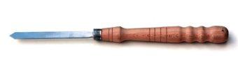 Szúró faeszterga kés
