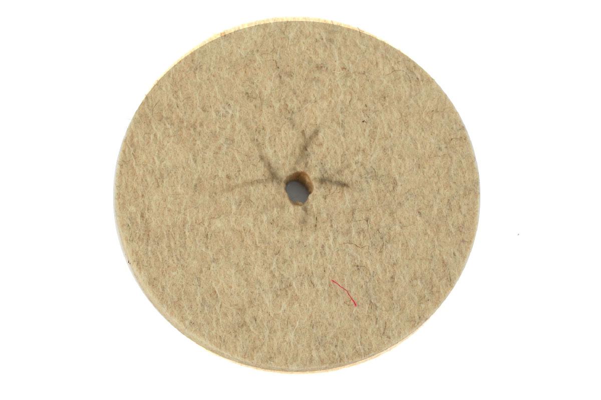 180 mm átmérőjű filckorong